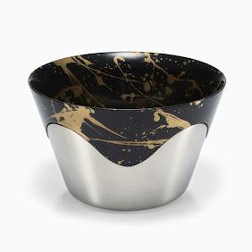 撥漆 小鉢