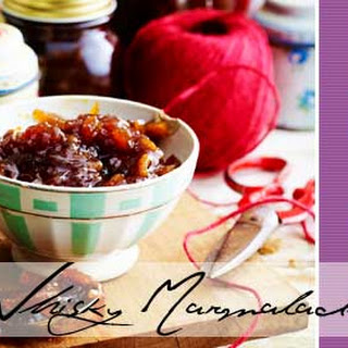 Thick-Cut Dark Whisky Marmalade
