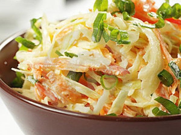 Cabbage Salad With Ramen Noodles Recipe
