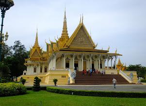 Photo: Reception Hall at the Royal Palace