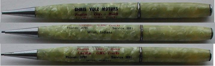 Photo: Chris Volz Motors Milan, In.