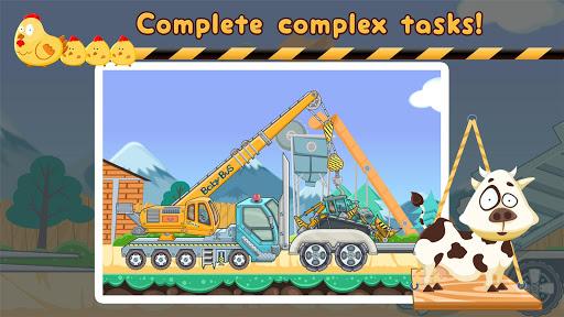 Heavy Machines - Free for kids  screenshots 4