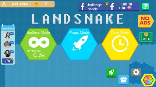 Land Snake.io 2