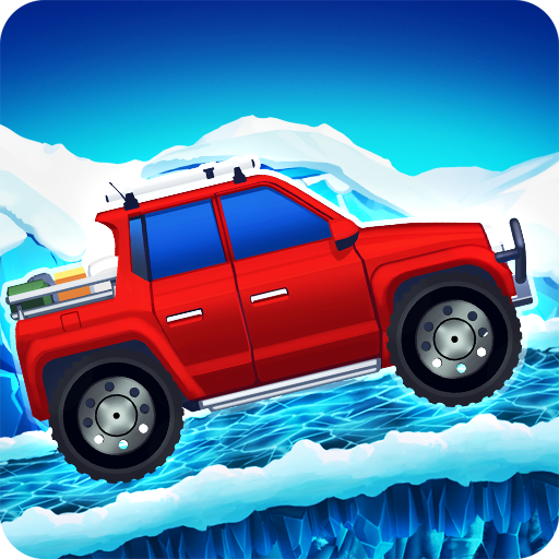 Arctic roads: car racing game (game)