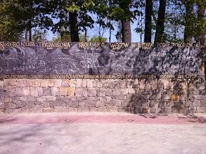 Photo: Pomnik w Przasnyszu