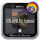 "XPERIA™ Theme ""iOS style for ANDROID"" APK"