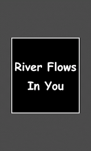piano dlaždice - River Flows - náhled
