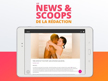 Public : scoops people, actus et buzz Capture d'écran