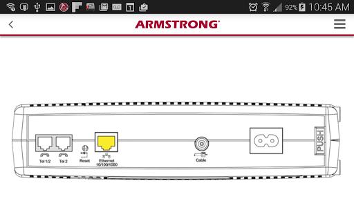 Armstrong 2.1 screenshots 4