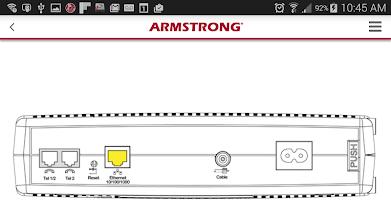 Armstrong screenshot thumbnail