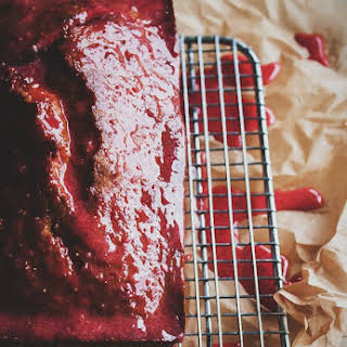 Strawberry Glaze Cake Recipes.