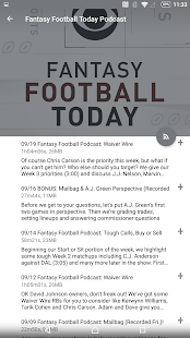 Listen to CBS Sports Podcasts - náhled