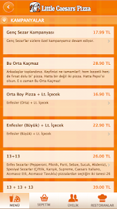 Little Caesars Online Sipariş screenshot 2
