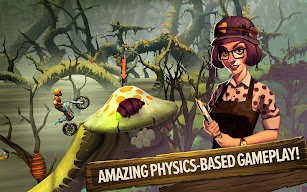 Trials Frontier screenshot for Android