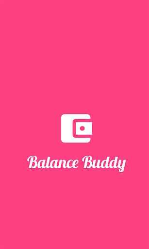 Balance Buddy prepaid check