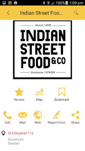 Search Indie - Discover India in Europe- screenshot thumbnail