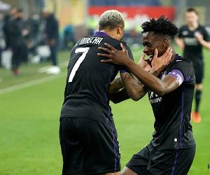 Anderlecht a courbé l'échine, remercie Wellenreuther et file en demi-finales de Croky Cup !