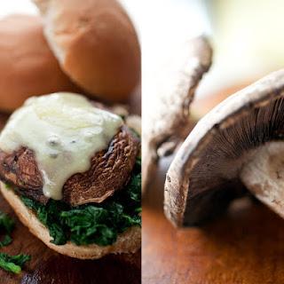 Portobello Mushroom Cheeseburgers