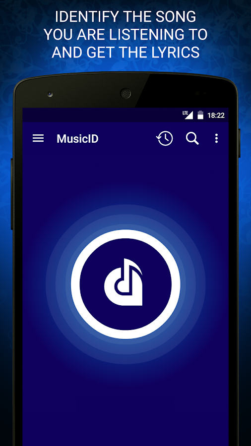 Lyrics Mania - Music Player - screenshot