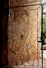 Photo: Year 2 Day 57 - Gate in Sulamani Guphaya Temple
