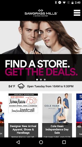 SIMON - Malls Mills Outlets