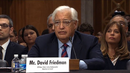 Star Parker: David Friedman right man for US Ambassador to Israel