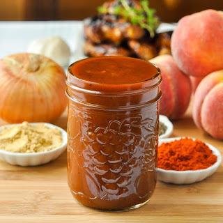 Peach BBQ Sauce Recipe