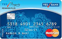 Apply For YES BANK Credit Cards