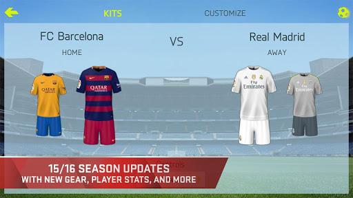 FIFA 15 Soccer Ultimate Team screenshot 5