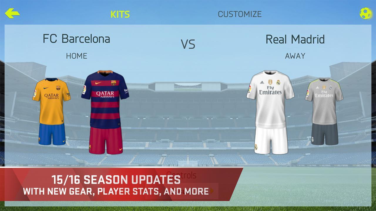 FIFA 15 Soccer Ultimate Team screenshot #5