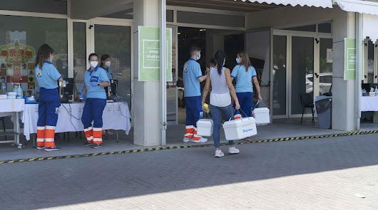Almería vuelve a pasar la barrera de los 300 nuevos contagios en solo 24 horas