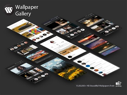 Wallpapers Gallery - HD Wallpapers & Backgrounds Screenshot