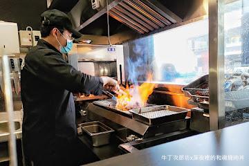 牛丁次郎坊X深夜裡的和魂燒肉丼X彰化創始店