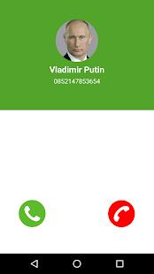 Fake Call By Vladimir Putinn! - náhled