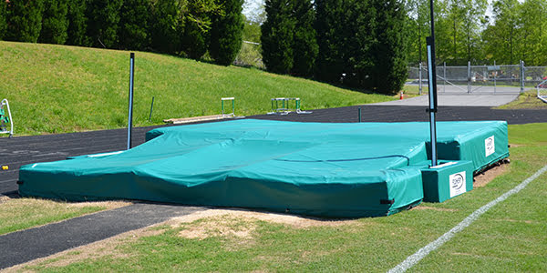 Weather Covers for Pole Vault Pits