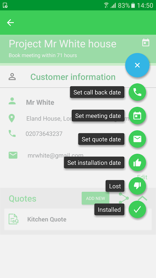 mySchneider Electrician- screenshot