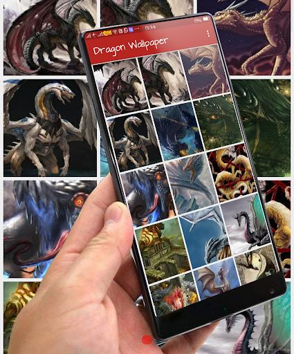 Dragon Wallpaper 1.1 screenshots 5