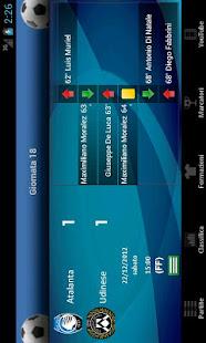 App Serie A Calcio APK for Windows Phone