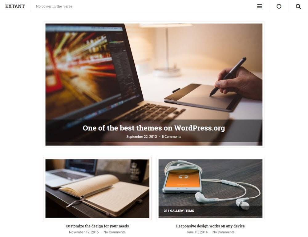 theme-wordpress-mien-phi-extant
