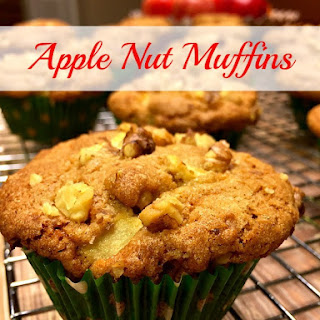 Apple Nut Muffins Recipes