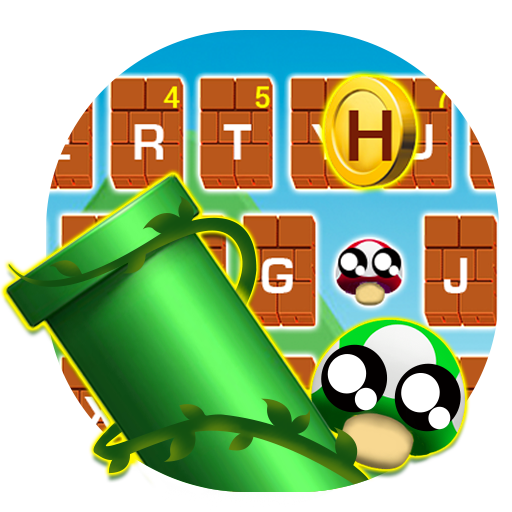 Super Jumping Keyboard Theme