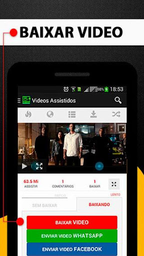 Videos para whatsapp de status e stories screenshots 2
