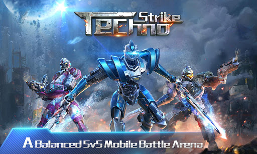 TechnoStrike for PC