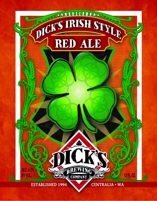 Logo of Dick's Irish Ale
