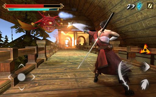 Takashi Ninja Warrior - Shadow of Last Samurai apkpoly screenshots 4