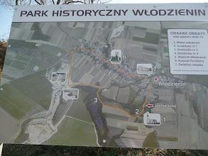 Photo: tabule na parkovišti u vyhlídkové věže