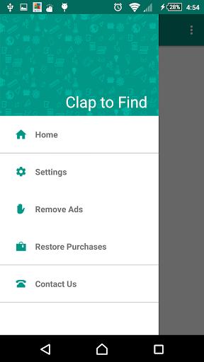Clap to Find screenshot 2