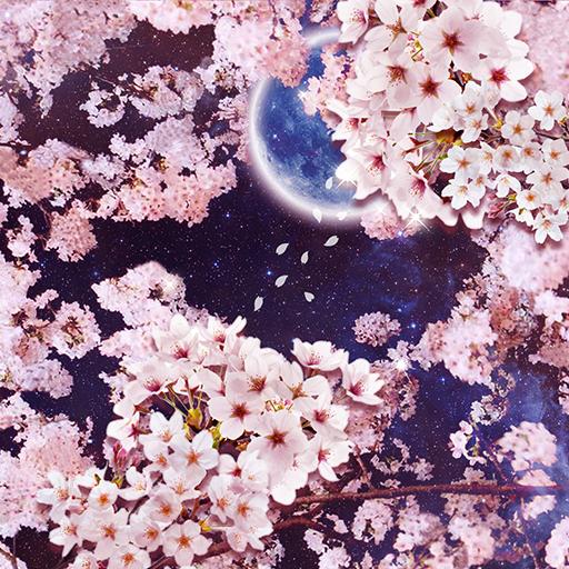 月桜ライブ壁紙 Google Play のアプリ