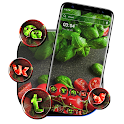 Fresh Tomato Launcher Theme icon