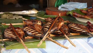 Photo: Day 260 - Fish on Sticks  (Laos)